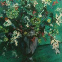 Flower Power 2 / 2018 / acryl / 100 x 70