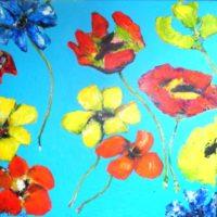 Sunny Flowers verkocht